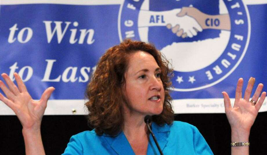 Fifth District Congresswoman Elizabeth Esty. New Haven Register file photo/Mara Lavitt
