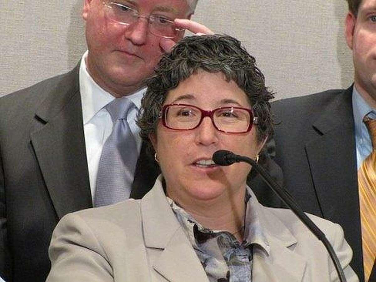 State Healthcare Advocate Victoria Veltri. CTNewsJunkie file photo