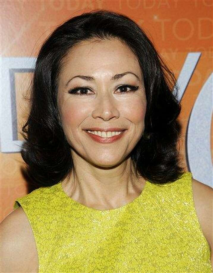 """Today"" show co-host Ann Curry attends the ""Today"" show 60th anniversary celebration Jan. 12 at the Edison Ballroom in New York. Curry announced her departure after one year as co-host Thursday. NBC's Savannah Guthrie is expected to replace Curry. Associated Press Photo: AP / AP2012"