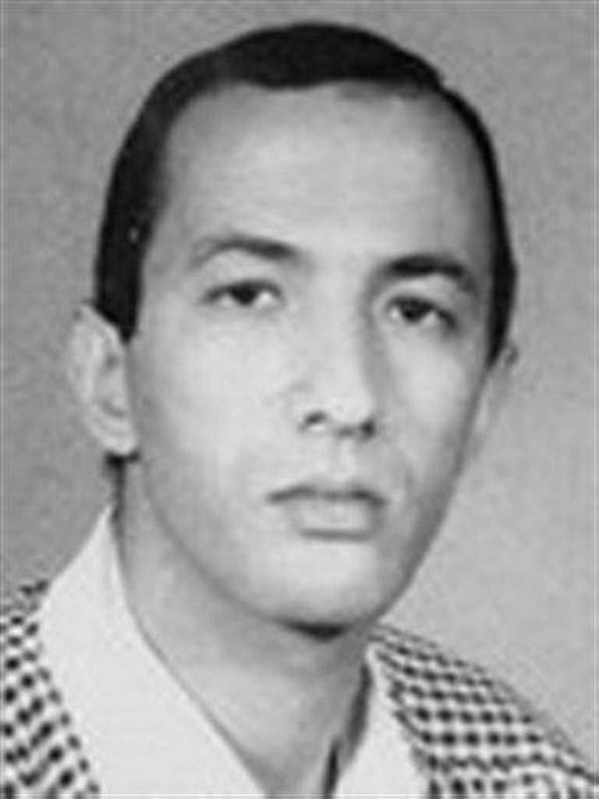 This image provided by the FBI shows an undated image of Saif al-Adel also known as Muhamad Ibrahim Makkawi, Seif Al Adel, Ibrahim Al-Madani. He was arrested Wednesday at Cairo Airport but he has denied the link and says it was a case of mistaken identity. Saif Al-Adel is wanted by the FBI in connection with the Aug. 7, 1998, bombings of the United States Embassies in Dar es Salaam, Tanzania, and Nairobi, Kenya. Associated Press