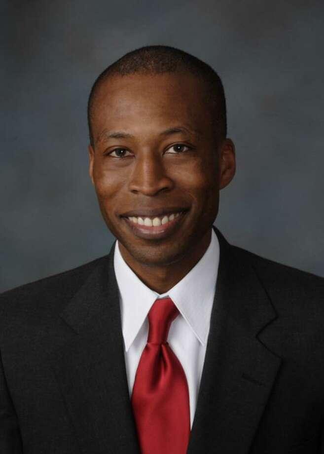 Hamden Mayor Scott Jackson