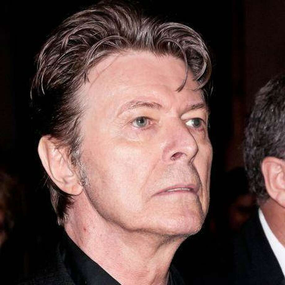 David Bowie arriving at an event in New York City New York City, USA - 28.04.11 Mandatory Credit: C.Smith/ WENN.com Photo: Mandatory Credit: C.Smith/ WENN. / Mandatory Credit: C.Smith/ WENN.com