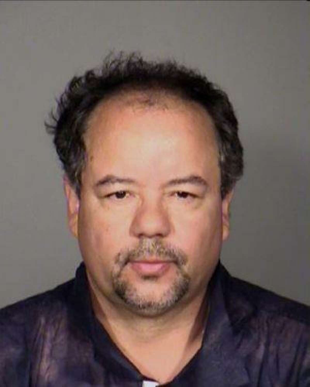 Ariel Castro is shown in Cleveland in this May 7, 2013, booking photo provided by the Cleveland Police Department. Castro was arrested in connection with the abduction of three Cleveland women. Cleveland Police Dept/Handout via Reuters