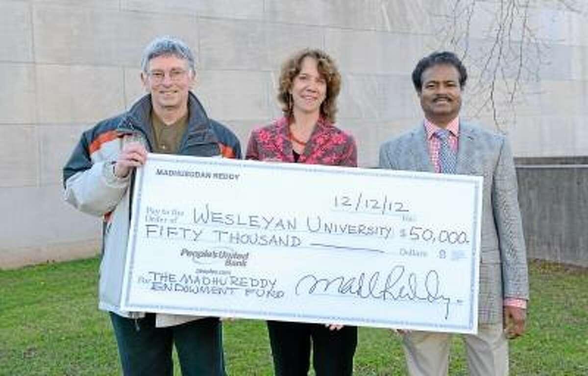 The Madhu Reddy Endowment Fund presentation, Dec. 14, 2012.