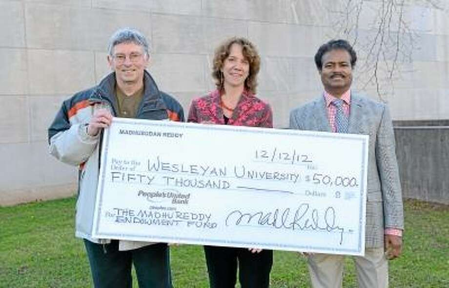 The Madhu Reddy Endowment Fund presentation, Dec. 14, 2012.