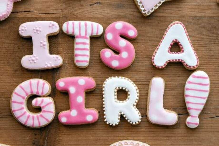 Baby shower cookies Photo: Getty Images/iStockphoto / iStockphoto
