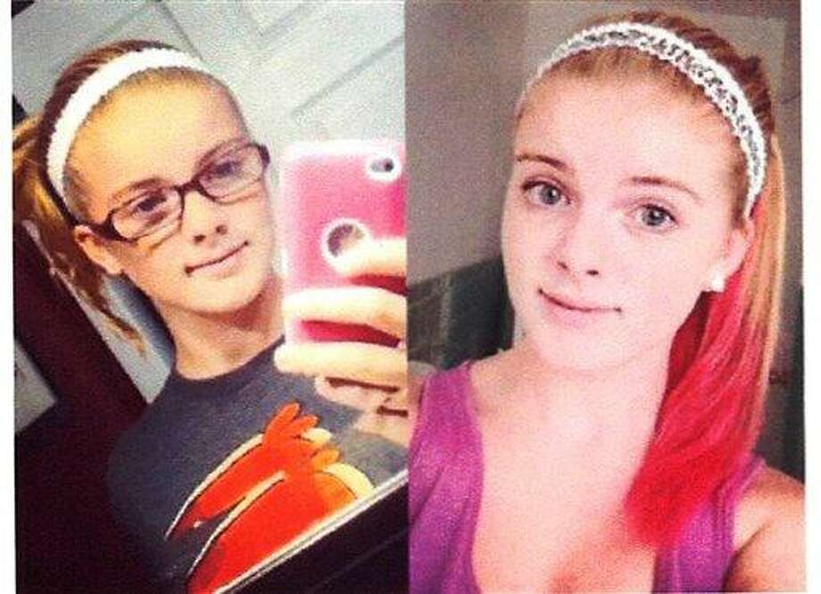 Photos released by Clayton, N.J. Police Department show  Autumn Pasquale, 12, of Clayton, N.J. Associated Press Photo: ASSOCIATED PRESS / AP2012