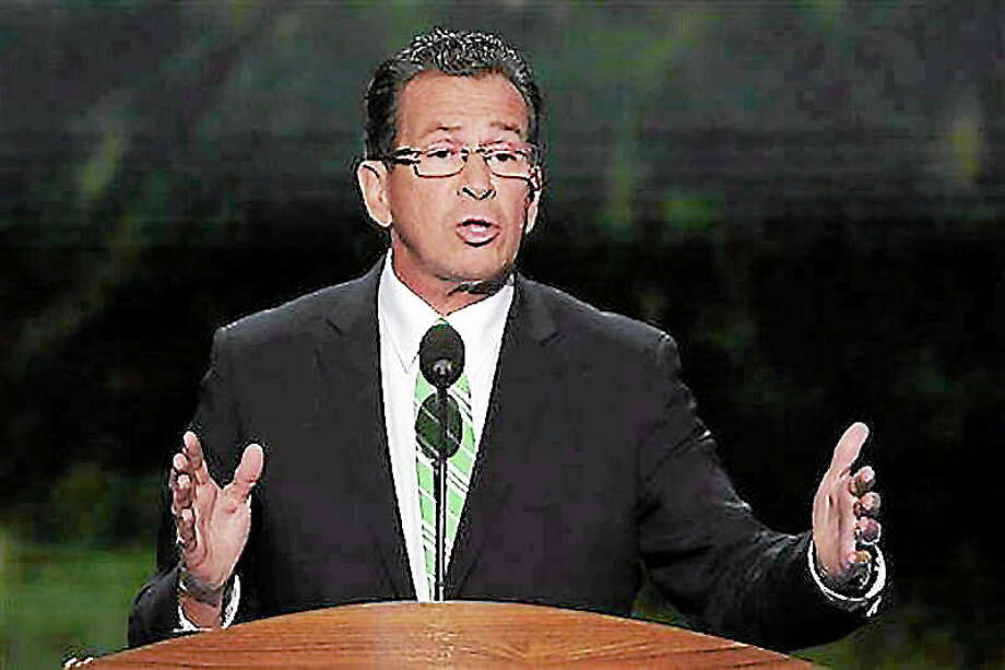 Connecticut Gov. Dannel Malloy. AP Photo/J. Scott Applewhite Photo: Journal Register Co.