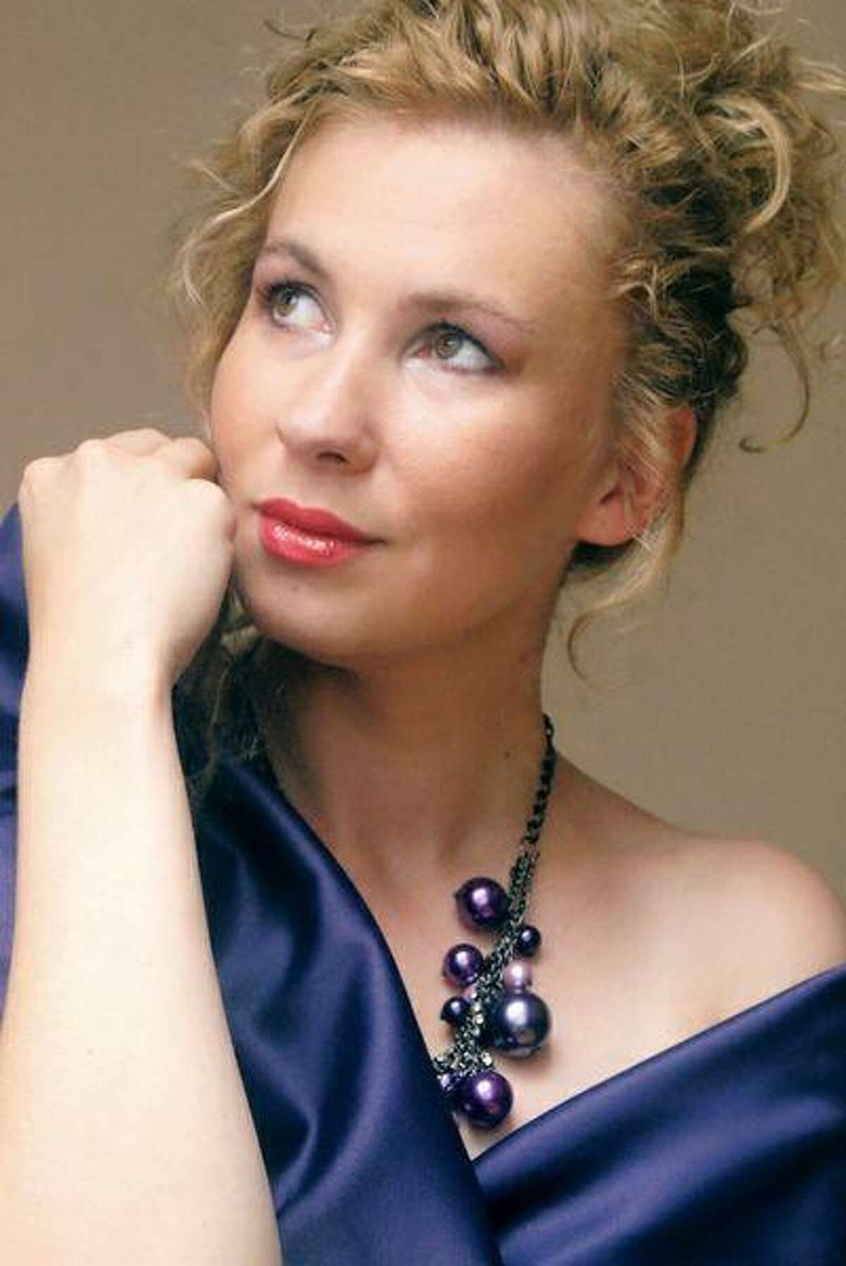"Polish mezzo-soprano Alexandra Kaminska plays ""Carmen"" in Sunday's production at 3 p.m. at Middletown High School."