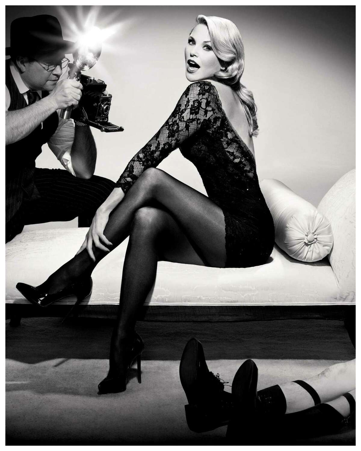 """Christie Brinkley stars as Roxie Hart in the Bushnell's production of """"Chicago."""""""