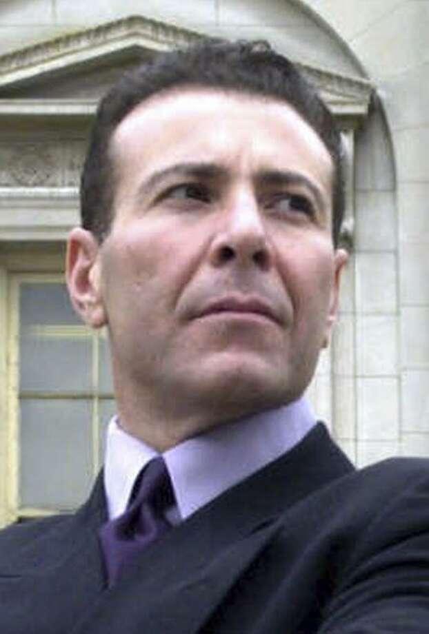 Former Waterbury Mayor Philip Giordano Photo: AP / AP2001