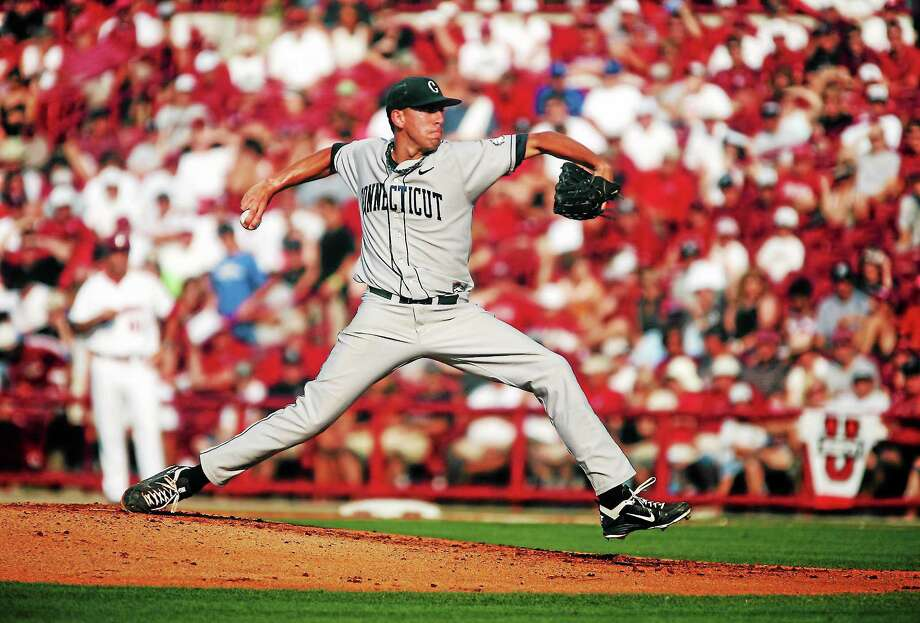 Matt Barnes is one of nine UConn players from the Huskies 2010 team now thriving in the minor leagues. Photo: Willis Glassgow — The Associated Press  / AP2011