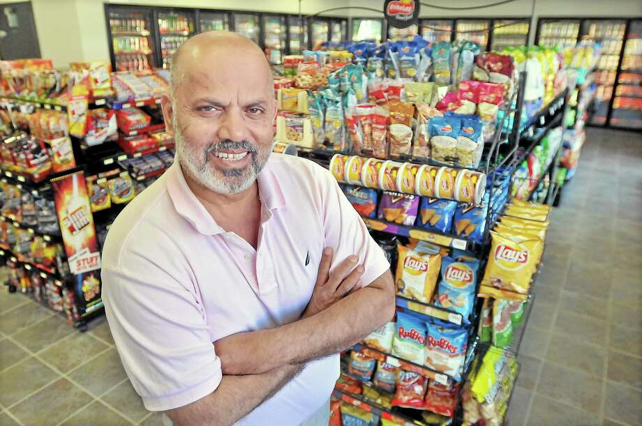 Syed Sami, owner of the expanded Durham Mini Mart on Route 17 will open Monday at 7:30 a.m. - 11:00 p.m. Sub Primo breakfast, lunch and dinner items, $.99 Green Mountain coffee any size and $.39 an ounce at the frozen yogurt bar will all be offered. Regular store hours are 5:30 a.m. - 11 p.m. Catherine Avalone - The Middletown Press Photo: Journal Register Co. / TheMiddletownPress