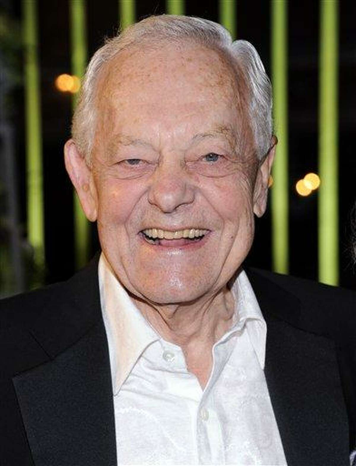 Bob Schieffer will be the moderator of Monday's final presidential debate. AP Photo/Evan Agostini