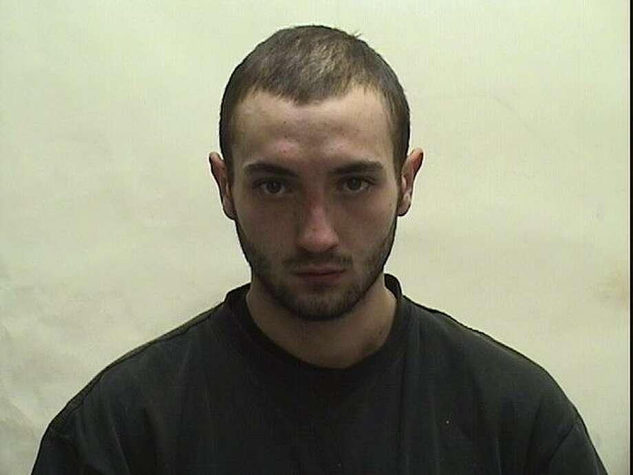Joshua Smazer (Middletown Police photo)