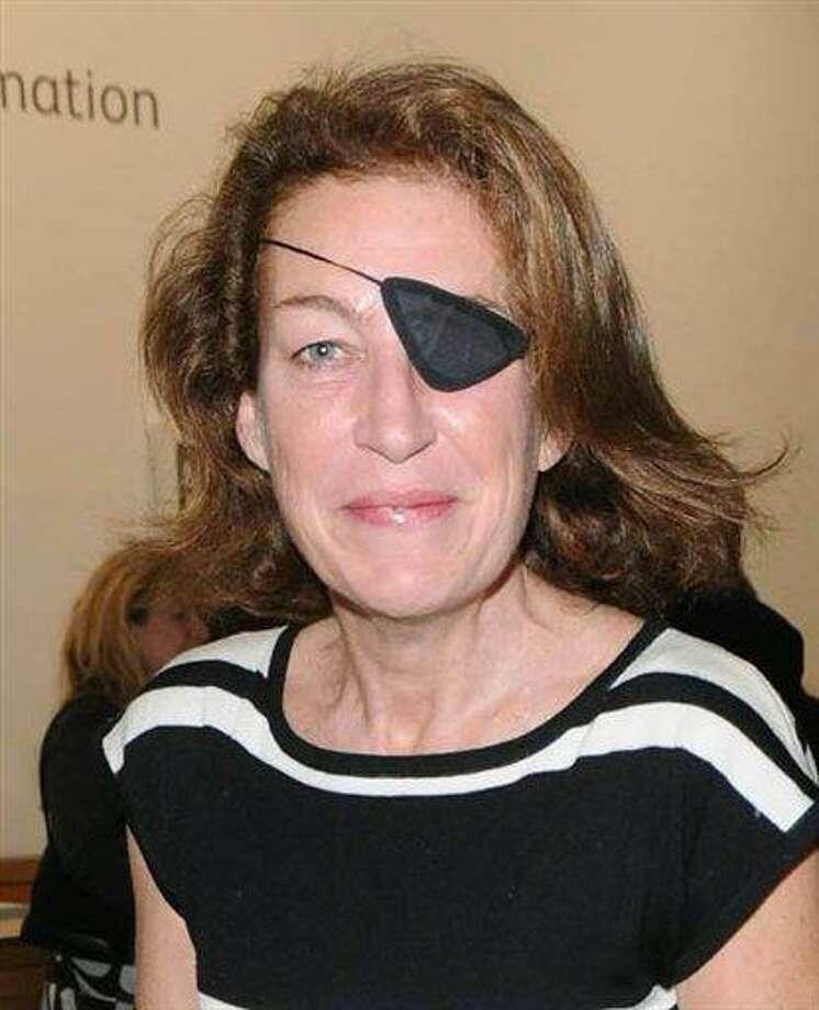 Journalist Marie Colvin. Associated Press file photo Photo: AP / PA