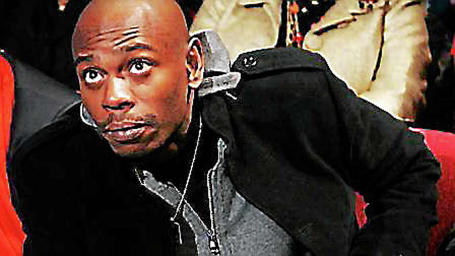 Comedian Dave Chappelle. (AP Photo file photo / Charles Rex Arbogast) Photo: Journal Register Co.