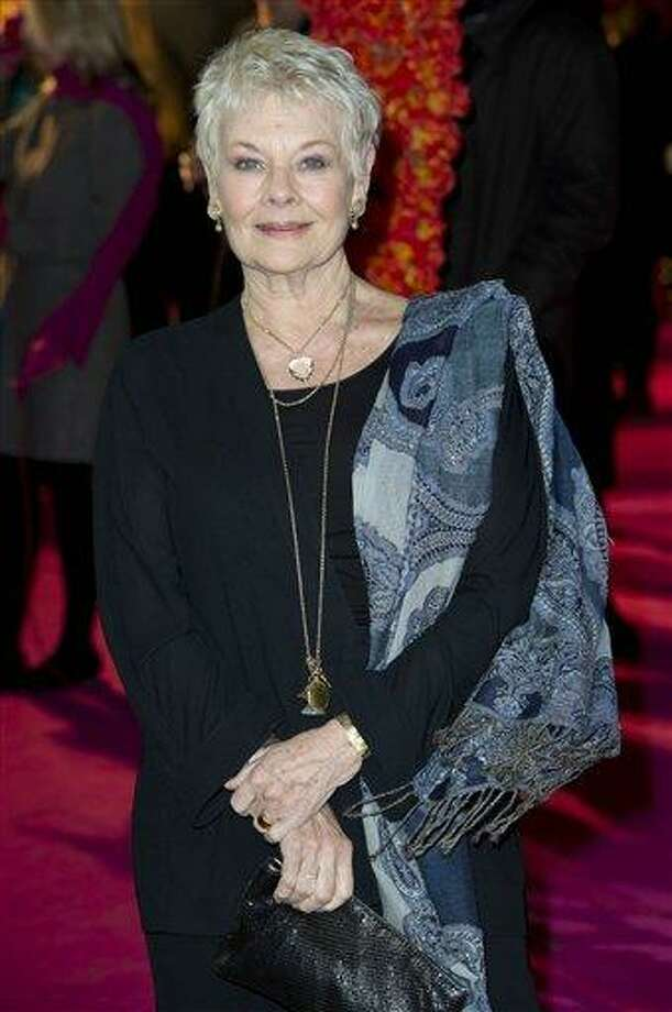 Actress Judi Dench says she's battling to save her sight. The James Bond star told the Daily Mirror newspaper that she had been diagnosed with a degenerative eye condition that can cause blindness. In an interview published Saturday, she said that her sight was already so bad she couldn't read her scripts and even had difficultly distinguishing the people she was dining with. Associated Press Photo: AP / AP