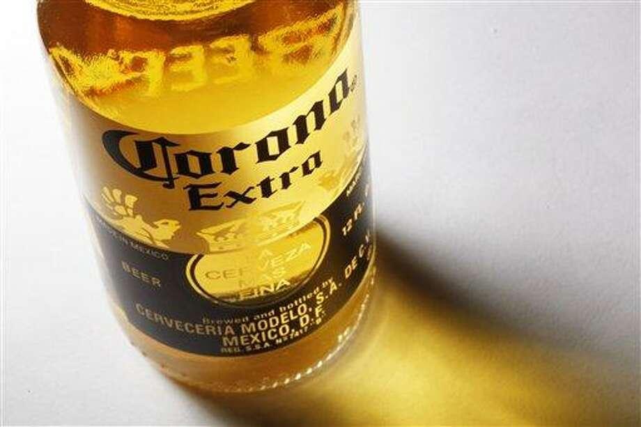 Corona Extra beer. Associated Press file photo Photo: AP / AP