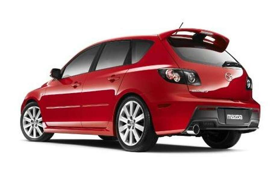 2007-2009 Mazda 3