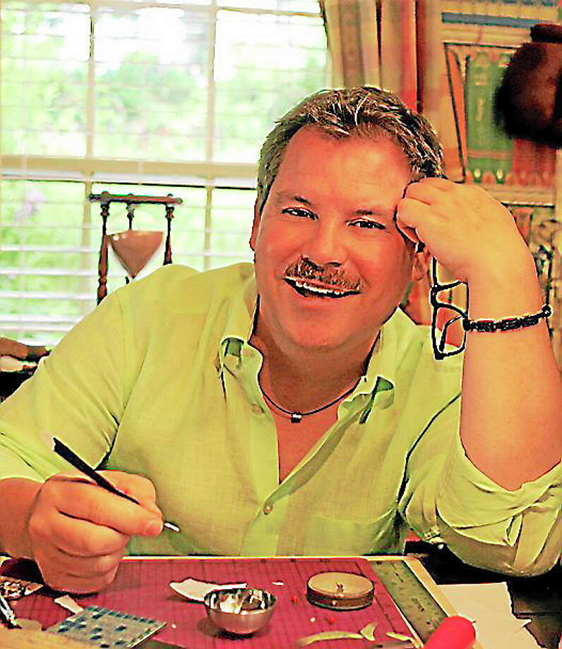 "Submitted photo - Florence Griswold Museum.David Rau, Director of Education and Outreach for the Florence Griswold Museum, will talk about the creation of this year's ""Wizard of Oz"" –themed Wee Fairy Village display at the Essex Library on Thursday Oct. 10 at 7 p.m. Photo: Journal Register Co."