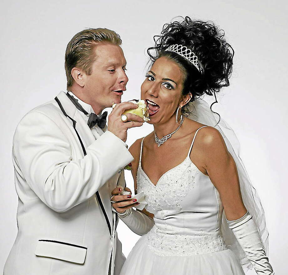 """Submitted photo - Seven Angels TheaterNew York City's off-Broadway hit, Tony n' Tina's Wedding, is being presented as a """"fun"""" fundraiser for Seven Angels Theatre Sept. 20-22 Photo: Journal Register Co."""