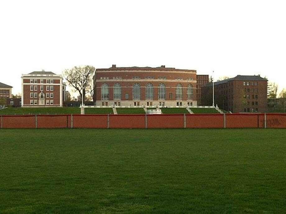 Wesleyan University in Middletown