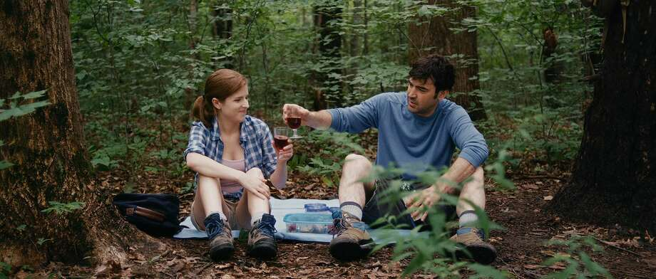 """Anna Kendrick and Ron Livingston in """"Drinking Buddies,"""" a deceivingly jolly, sharply alert romantic comedy. Illustrates FILM-DRINKING-ADV06 (category e), by Ann Hornaday (c) 2013, The Washington Post. Moved Wednesday, Sept. 4, 2013. (MUST CREDIT: Magnolia Pictures) Photo: Magnolia Pictures / Magnolia Pictures"""