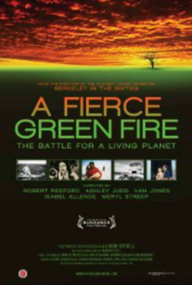 """A Fierce Green Fire: The Battle for a Living Planet"" is a documentary that focuses on the individuals who halted deforestation and saved baby seals, but filmmaker Mark Kitchell also delineates the imminent dangers of climate change."
