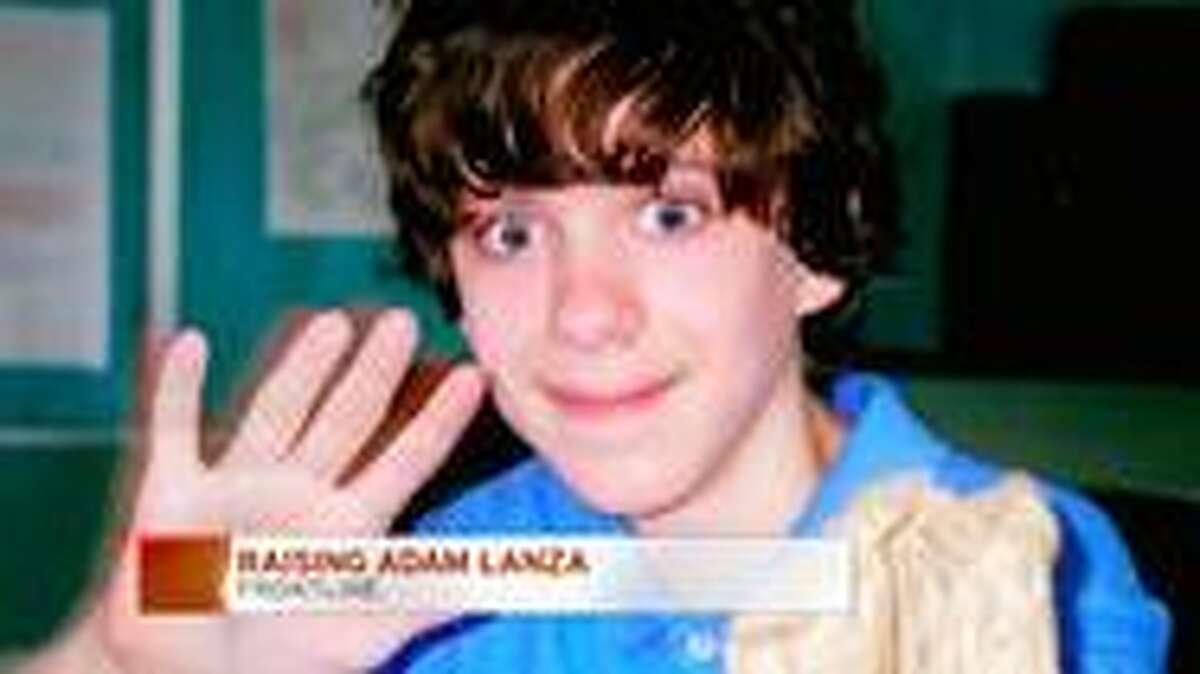 A young Adam Lanza/Hartford Courant