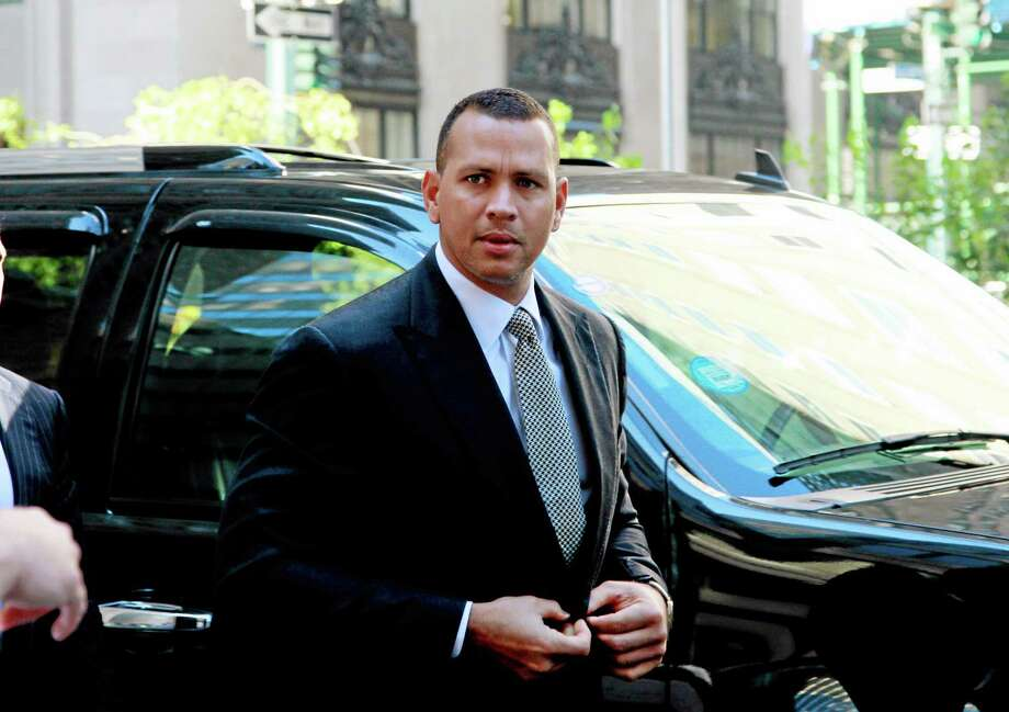 Alex Rodriguez has accused Major League Baseball of 'gross, ongoing misconduct.' Photo: David Karp — The Associated Press  / FR50733 AP