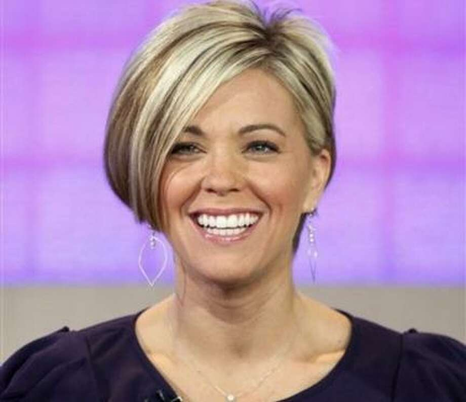 Kate Gosselin in an AP file photo.