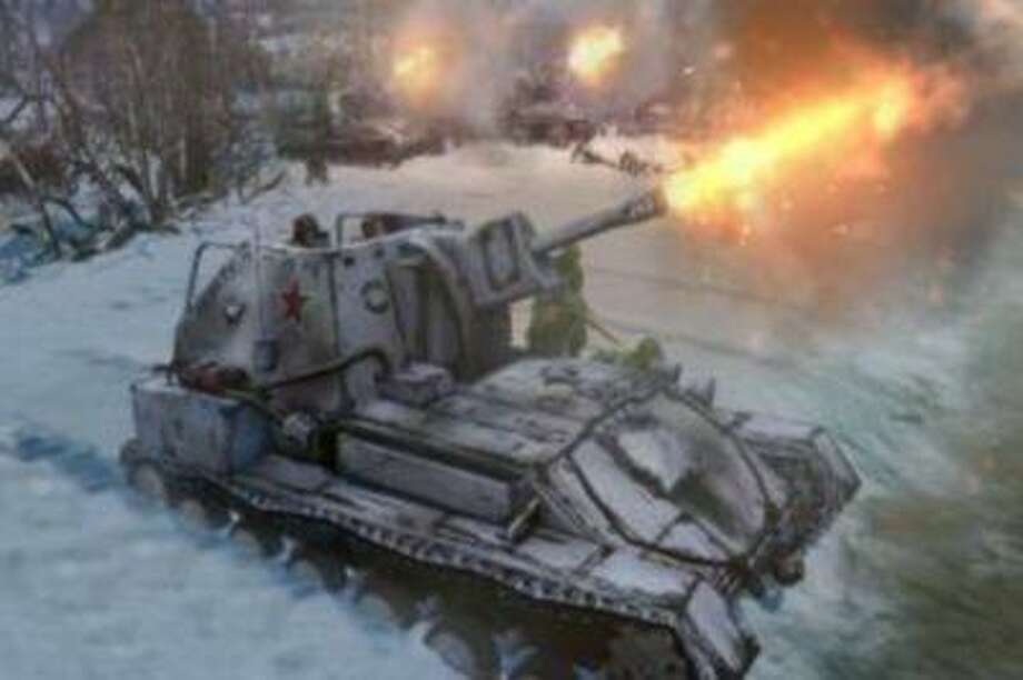 Game Review Company Of Heroes 2 Retains Winning Formula The Middletown Press