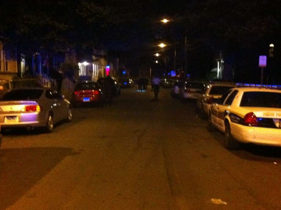 Franklin Street near scene of homicide. William Kaempffer/For the Register