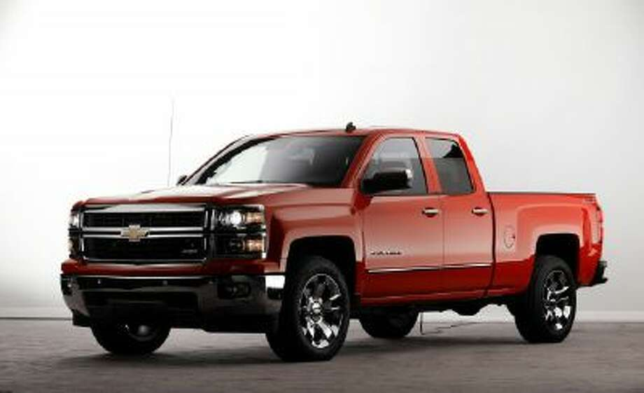 In this Dec. 13, 2012 photo, the 2014 Chevrolet Silverado Z71 debuts in Pontiac, Mich.
