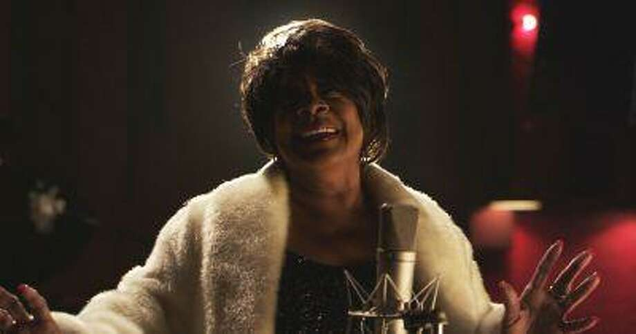 """Merry Clayton in """"20 Feet From Stardom,"""" a documentary about back-up singers that is a story of standing out and blending in. (Radius-TWC)"""