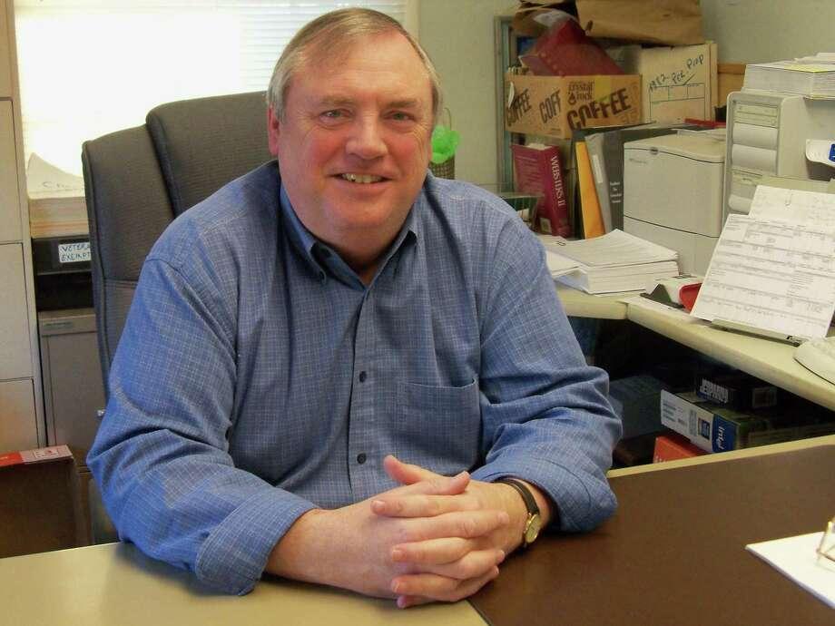 Middlefield Assessor Steven Hodgetts