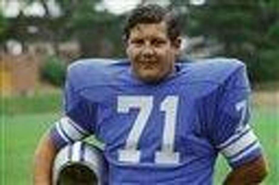 Alex Karras in a 1971 AP file photo. Photo: AP / AP