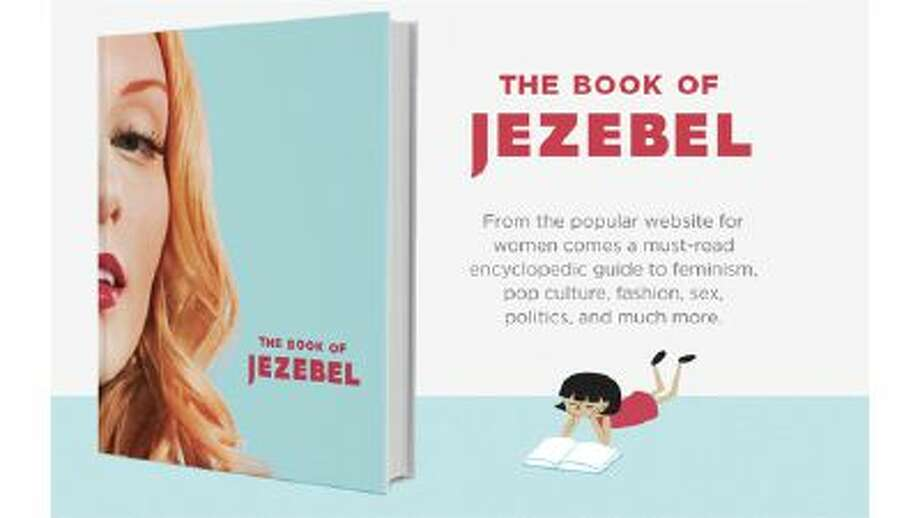 """The Book of Jezebel"" is not a book you read cover to cover."
