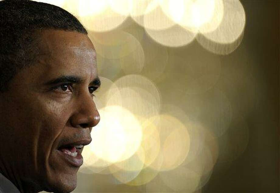 Obama Associated Press Photo: AP / AP