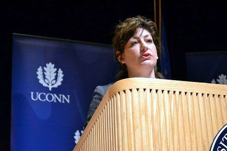 UConn President Susan Herbst. CTNewsJunkie file photo