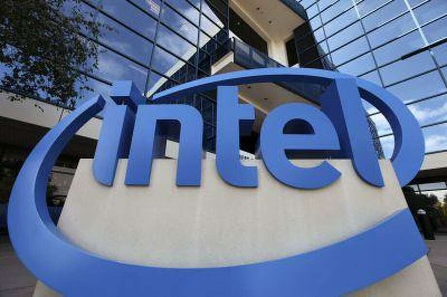 Intel corporate offices are seen in Santa Clara, Calif. (AP Photo/Ben Margot) Photo: ASSOCIATED PRESS / AP2011