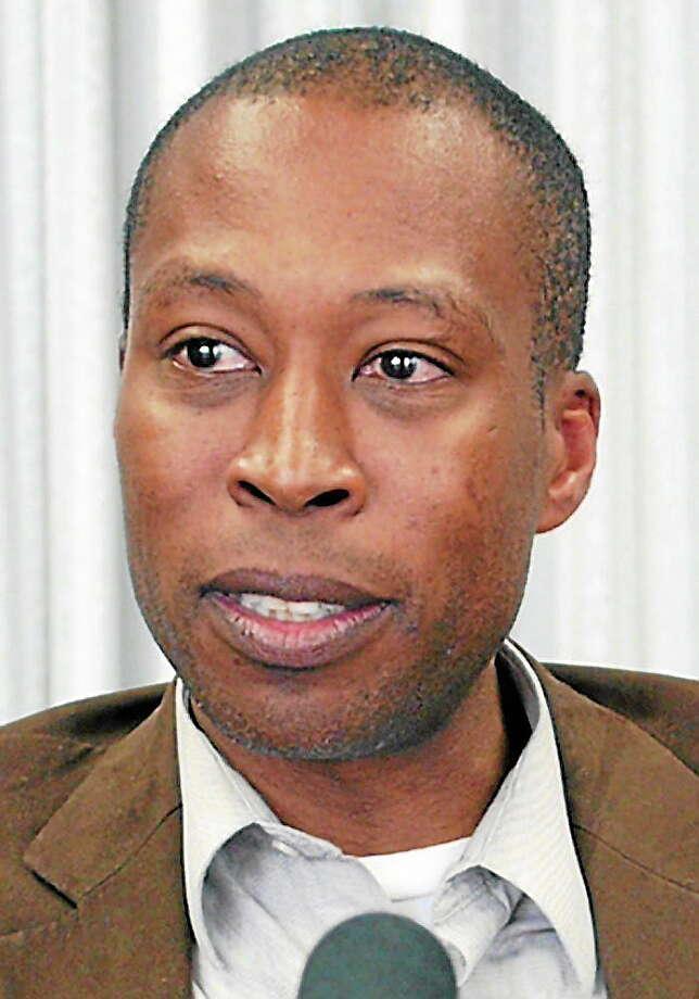 Hamden Mayor Scott Jackson Photo: Journal Register Co.