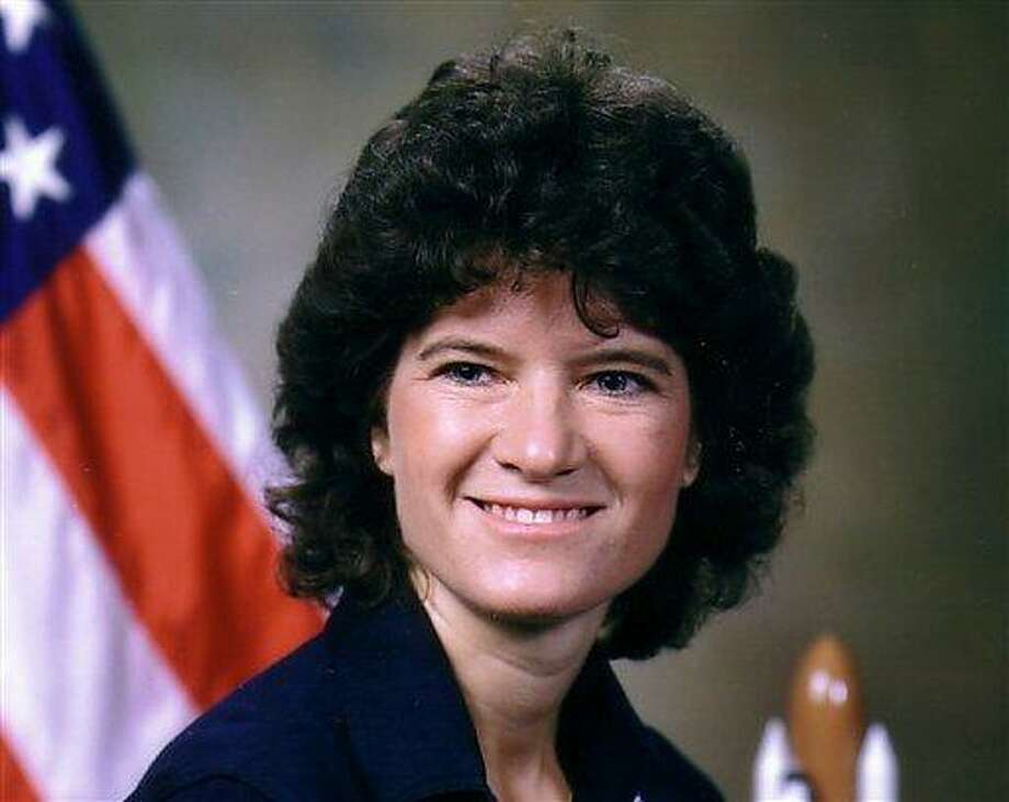 FILE - This undated photo released by NASA shows astronaut Sally Ride. Ride, the first American woman in space, died Monday, July 23, 2012 after a 17-month battle with pancreatic cancer. She was 61.  (AP Photo/NASA, File) Photo: AP / NASA