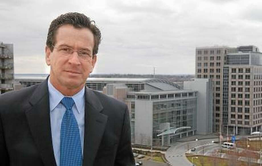 File photo of Dannel Malloy, Connecticut Governor.(AP Photo/Fred Beckham) Photo: ASSOCIATED PRESS / AP2007