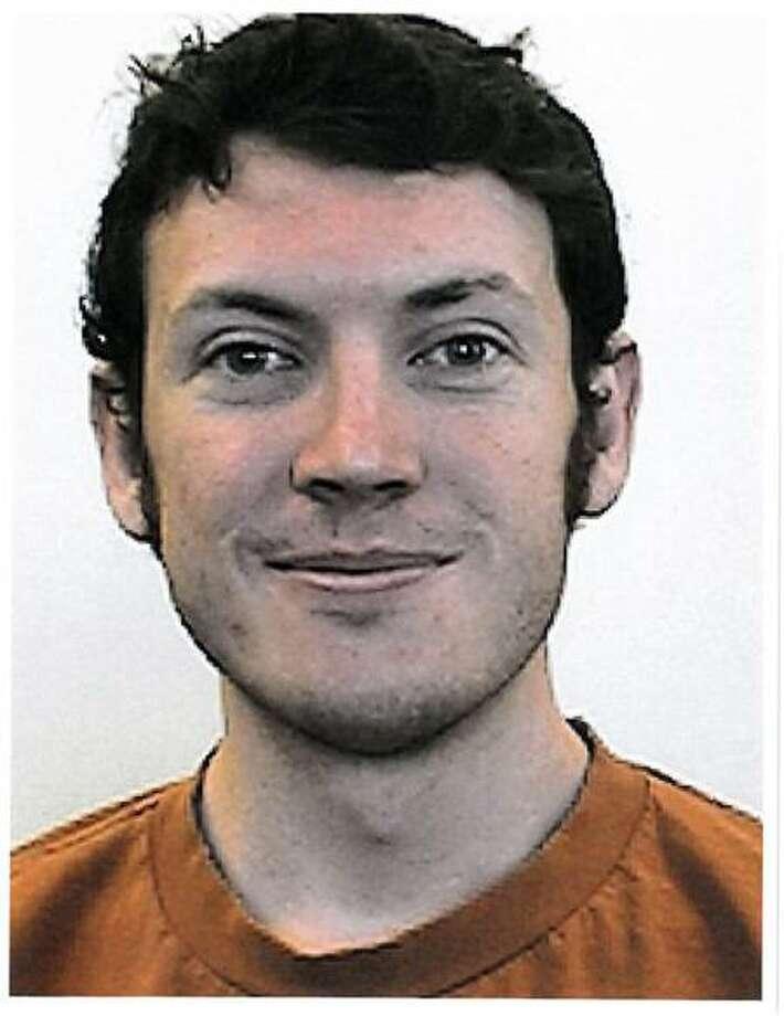 James Holmes. (AP Photo/University of Colorado) Photo: AP / 2012 AP