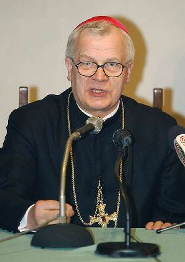 Archbishop Jozef Michalik. Photo: AP / AP