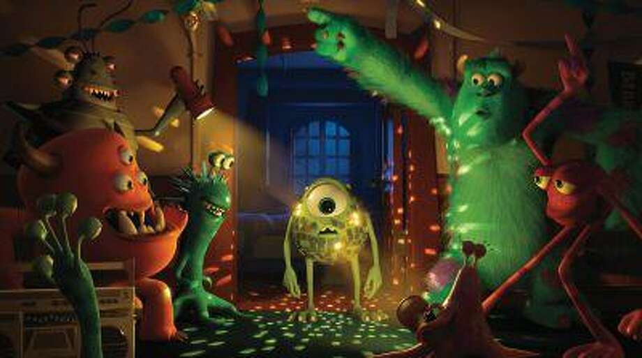 "Dan Scanlon directs ""Monsters University,"" the first prequel in the Oscar-larded history of Pixar Studios. The film will be released on Scanlon's 37th birthday. (Washington Post)"