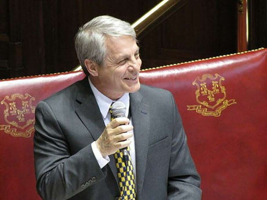 Sen. Len Suzio, R-Meriden. Hugh McQuaid file photo