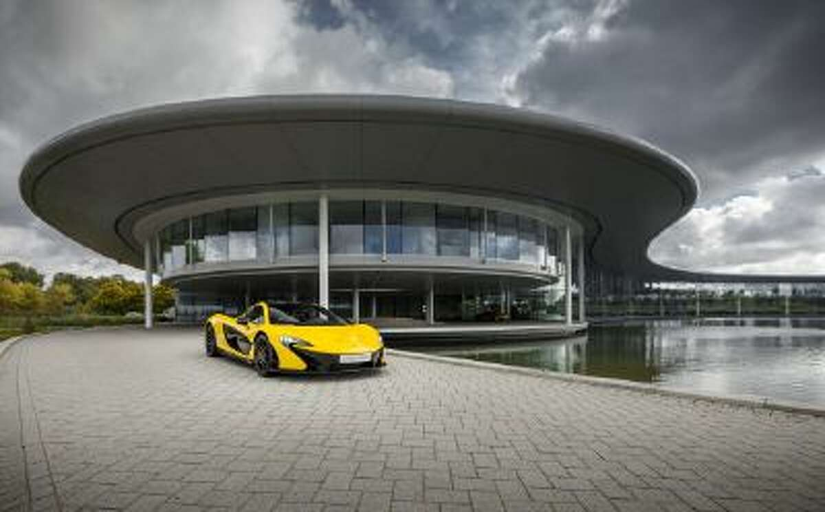 The McLaren P1